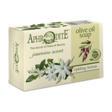Aphrodite Olive Oil Soap with Jasmine scent (APH-Z-78)