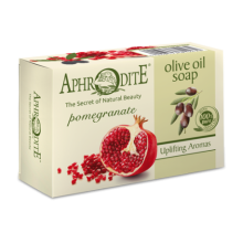 Aphrodite Olive Oil Soap with Pomegranate (APH-Z-74)