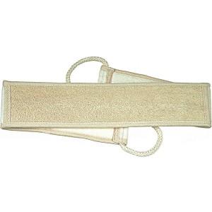 Loofah Back Strap - Large Rectangular