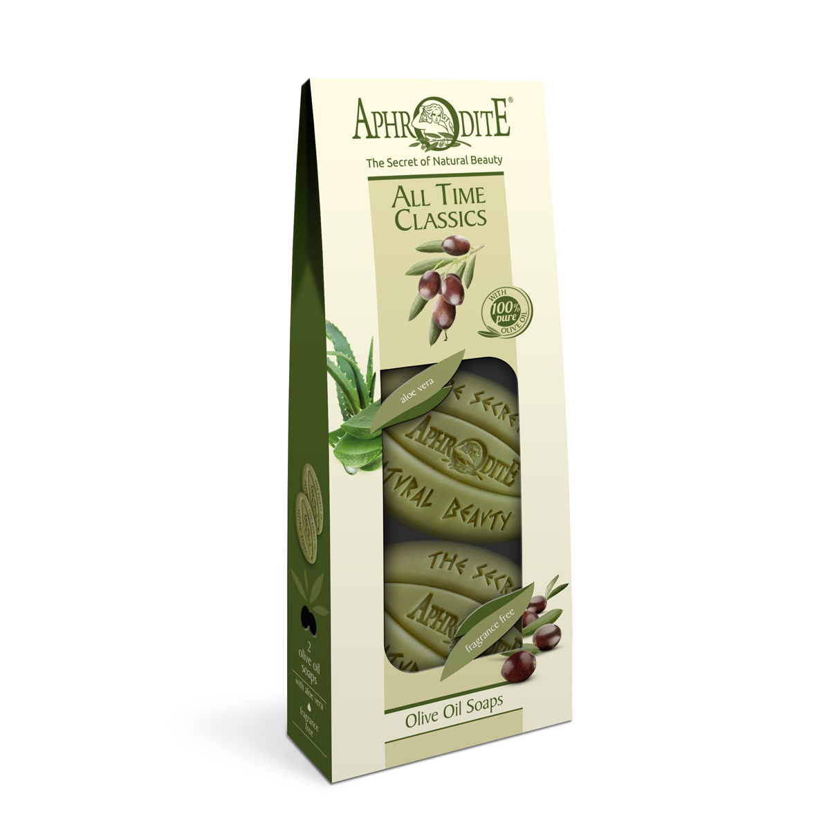 No Fragrance Body Soap All Natural