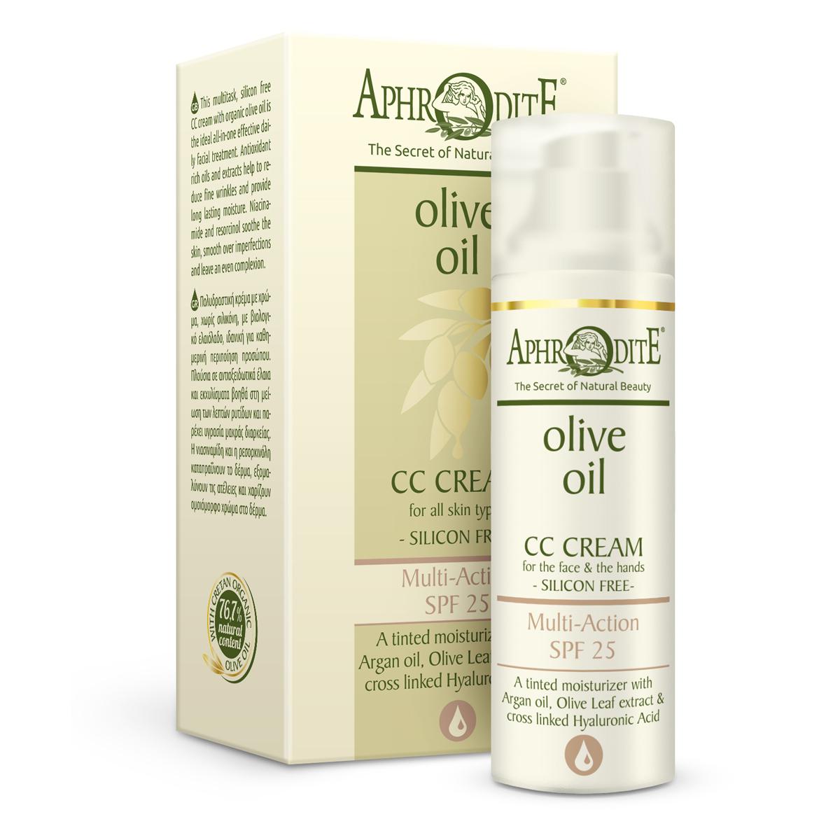 Olive Oil Natural Spf