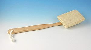 Loofah Back Brush 5 Inch