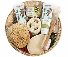 Sea Sponge Gift Baskets