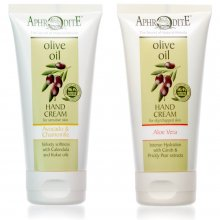 Aphrodite Hand Creams - Extra Large Tubes