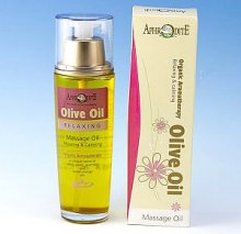 Aromatherapy Massage Oil - Relaxing & Calming