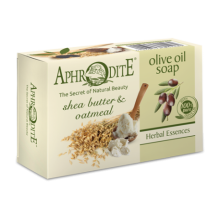 Aphrodite Olive oil soap with Shea Butter & Oatmeal (APH-Z-75)
