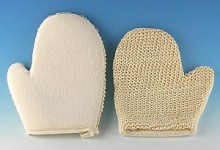 Sisal Shower & Bath Mitt