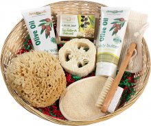 Large Bath & Shower Gift Basket