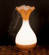 Light Wood Colored Essential Oil Diffuser