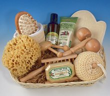 Massage Gift Basket - Large