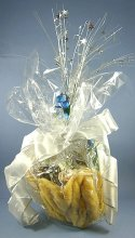 Men's Vase Sponge Gift Basket