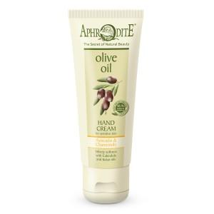 Aphrodite Velvety Soft Hand Cream with Avocado & Chamomile