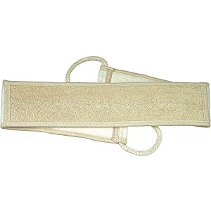 Loofah Back Strap - Large Rectangular