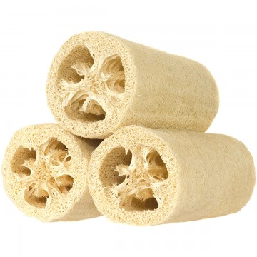 Natural Raw Loofah