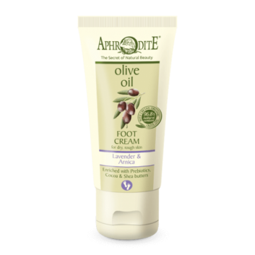 Aphrodite Travel Sized Foot Cream - Lavender