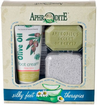Aphrodite Foot Care Gift Set