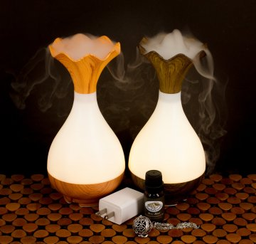 Aromatherapy Essential Oil Diffuser Starter Kits