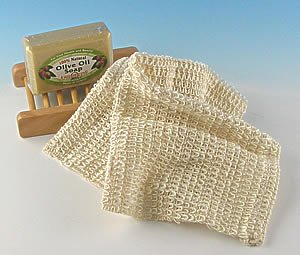Cambric Fiber Wash Cloth