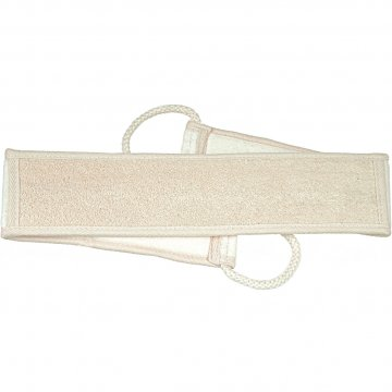 Large Rectangular Loofah Back Strap
